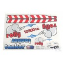 Stickerset voor Rolly Tanker 28100020000