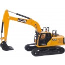 JCB graafmachine B43211 Britains Big Farm